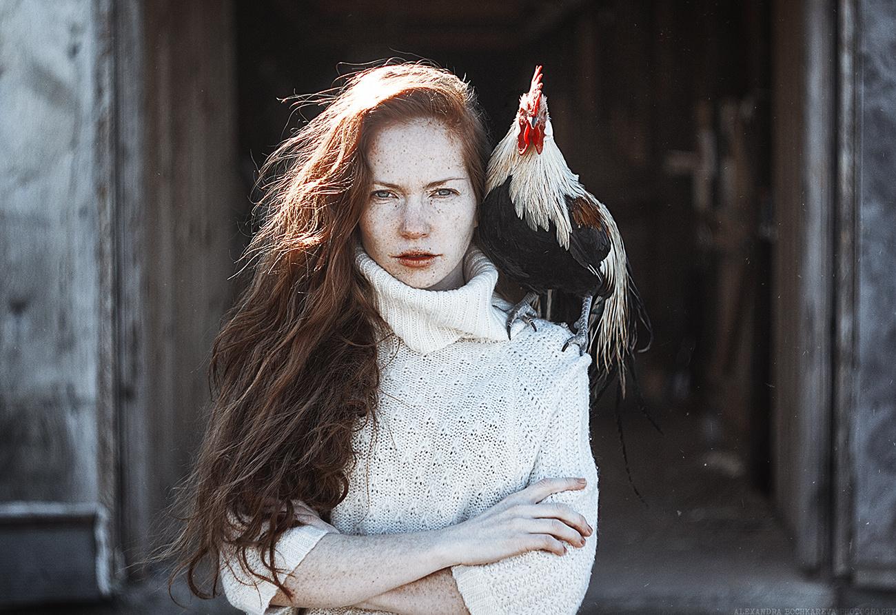 Can you fly like you're free? by Alexandra Bochkareva