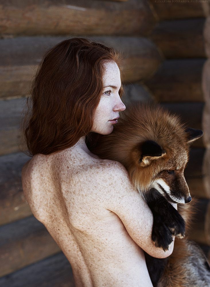 Totem by Alexandra Bochkareva