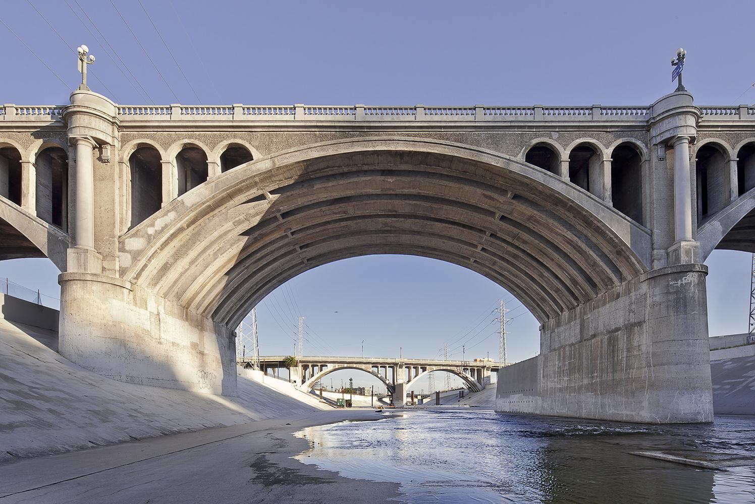 Buena Vista Bridge (N. Broadway) by Lane Barden
