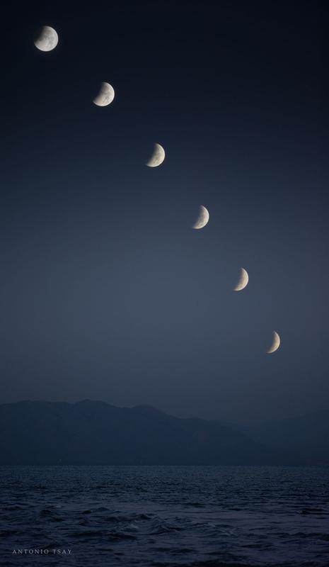 Eclipse by Toni Tsay