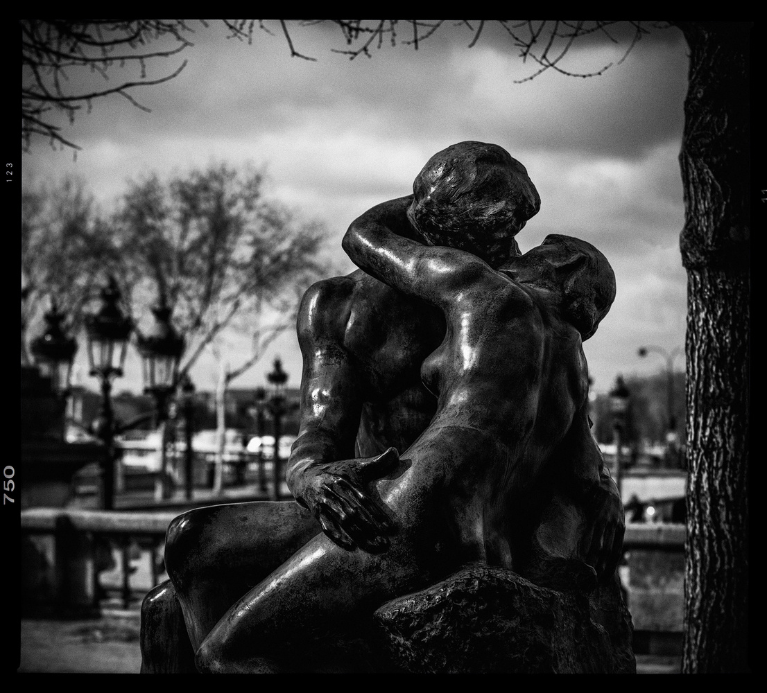 The Kiss by Darcy Brown
