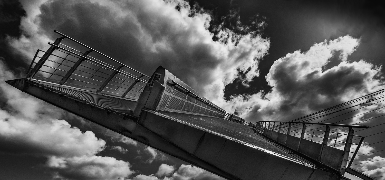 Walkway to Heaven by Darcy Brown