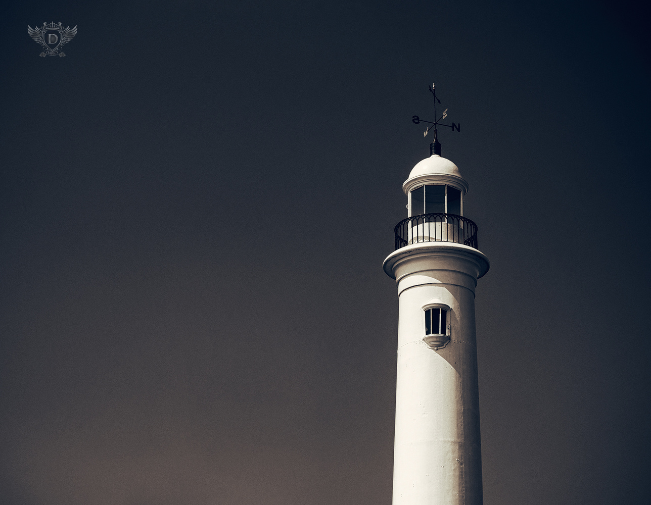 Parson's Rocks Lighthouse by Darcy Brown