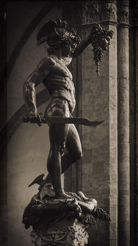 Perseus by Darcy Brown
