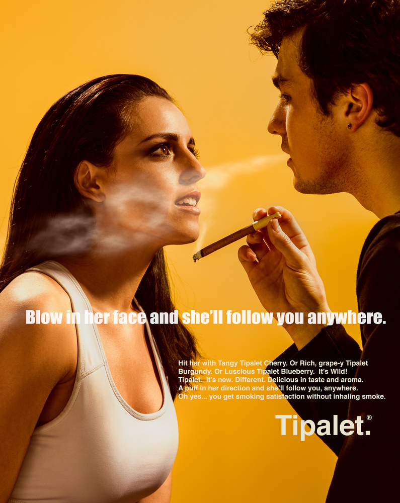 Tipalet Cigs by James Douglas