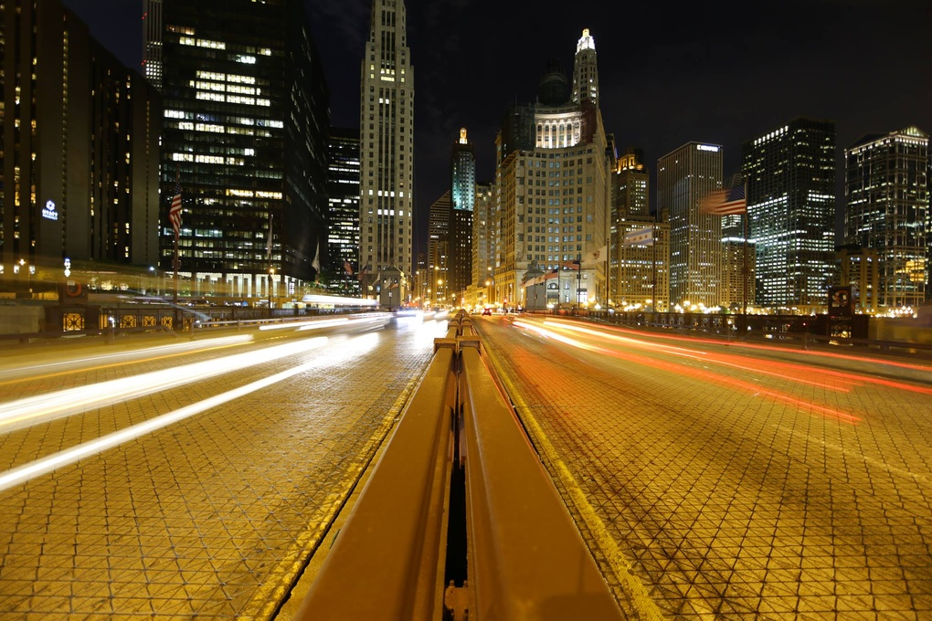City in Motion by Kyler and Kody McCormick