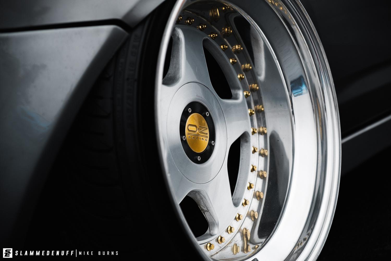 OZ Racing Wheel by Mike Burns