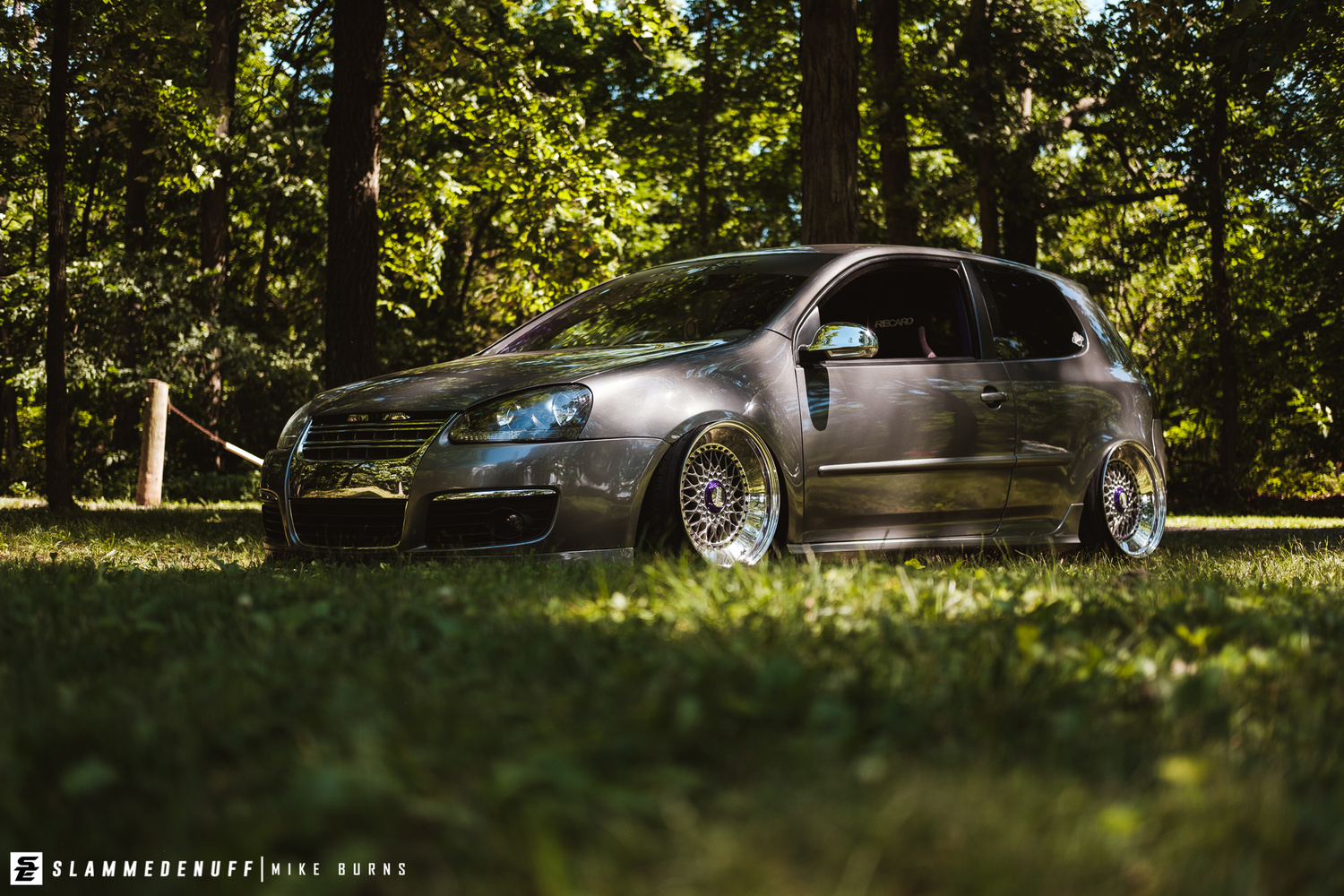 VW Rabbit by Mike Burns
