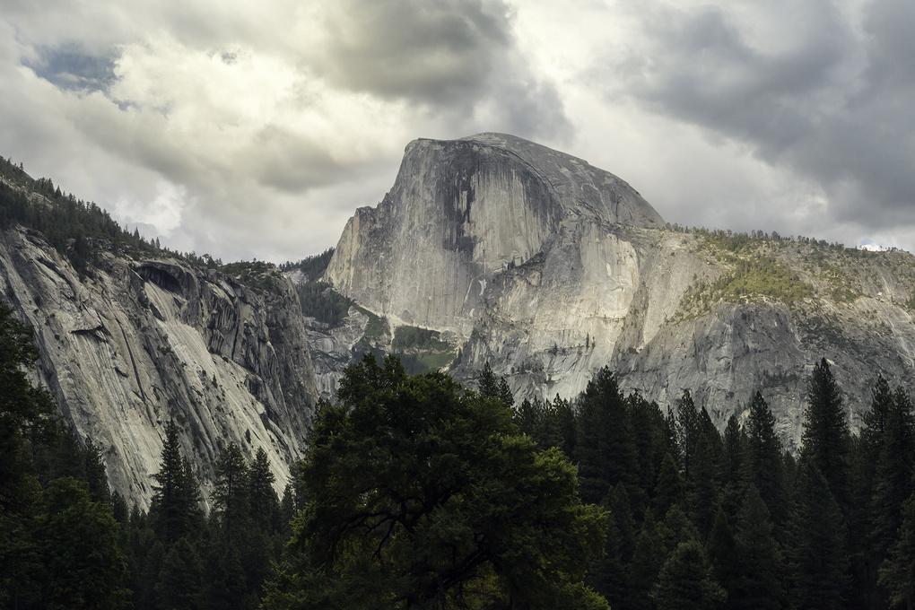 Yosemite summer day by minh nguyen