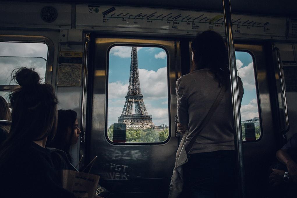 Paris by Kim Erlandsen