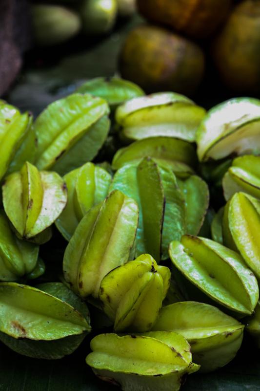 Star fruits by Sandeep Nair
