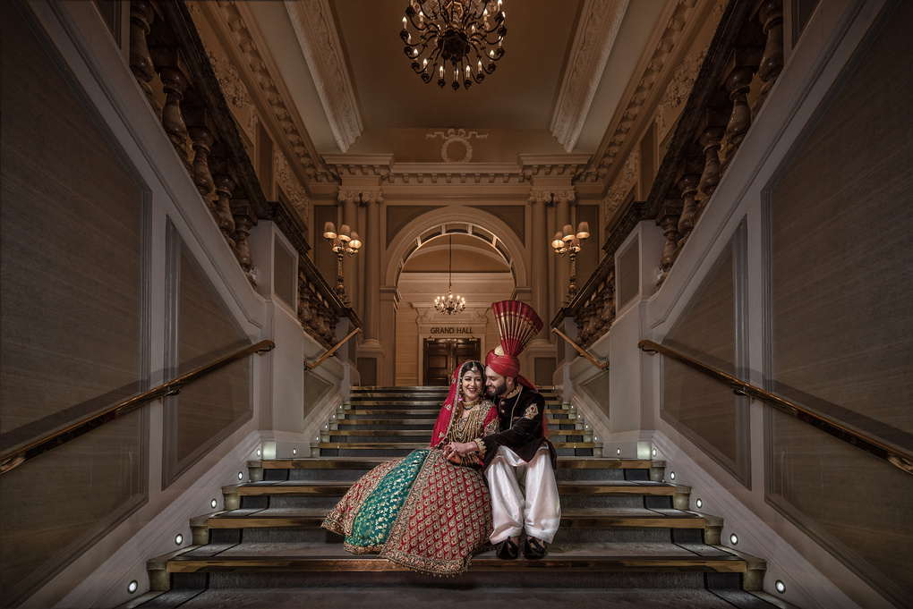 Grand Connaught Rooms Portraits by Edgar Pereira