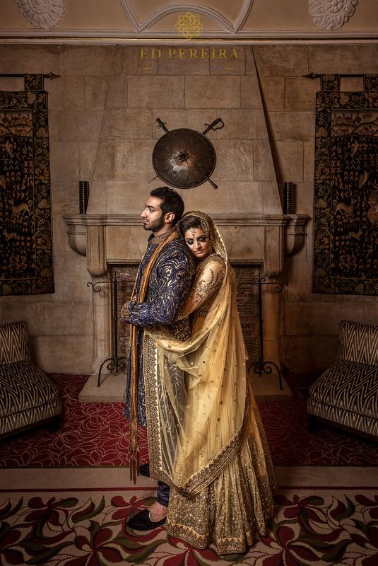 Regal Wedding by Edgar Pereira