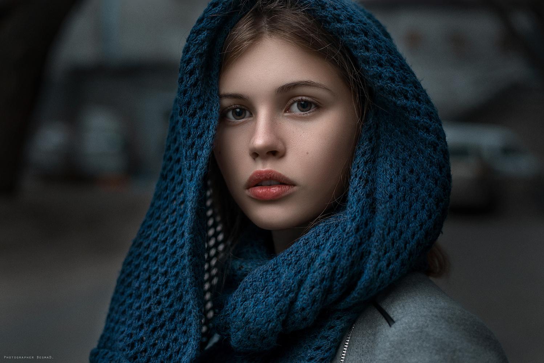 Nastya by Dima Begma