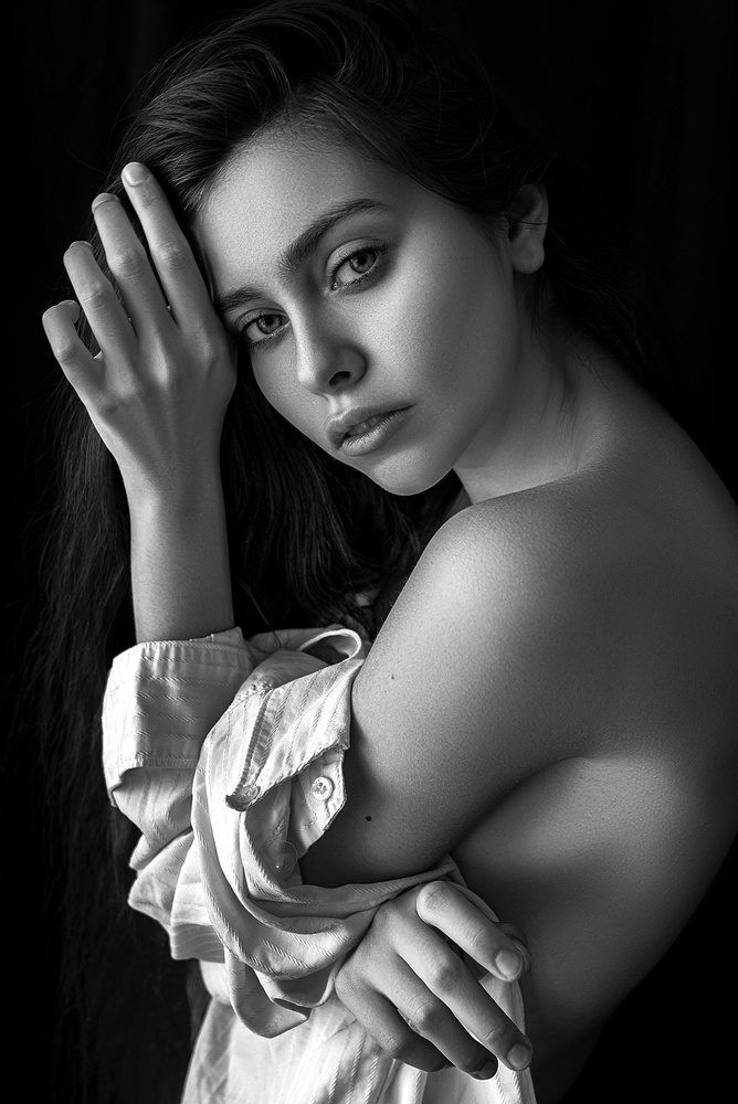 Vika by Dima Begma
