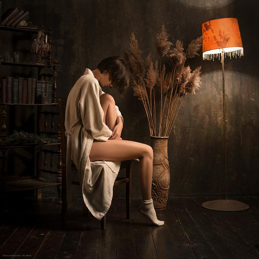 """Dark and light""  by Dima Begma"