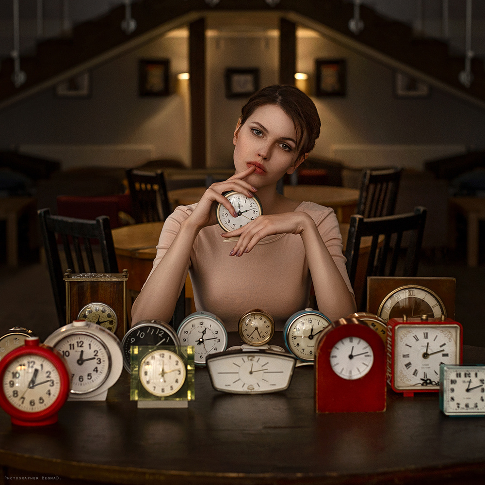 Punctuality by Dima Begma