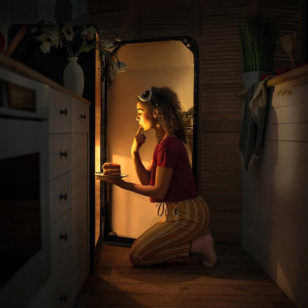 """Night """"hunt"""":) by Dima Begma"""