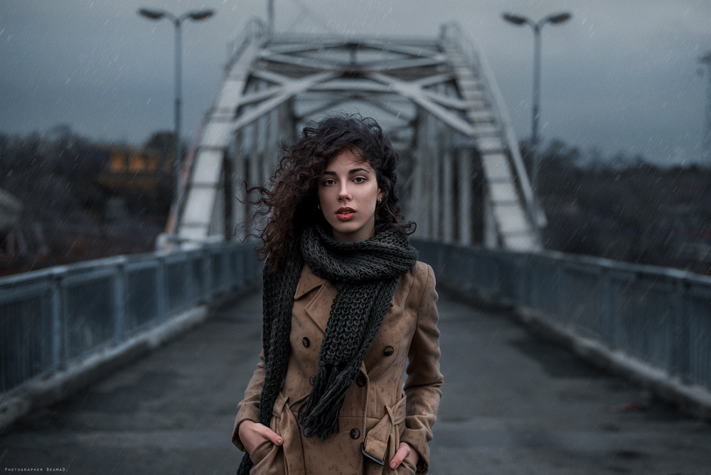 Yuliya by Dima Begma