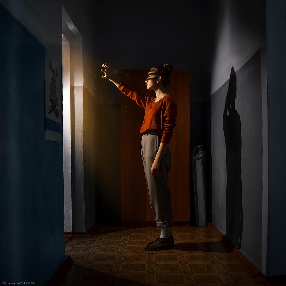Secret room by Dima Begma