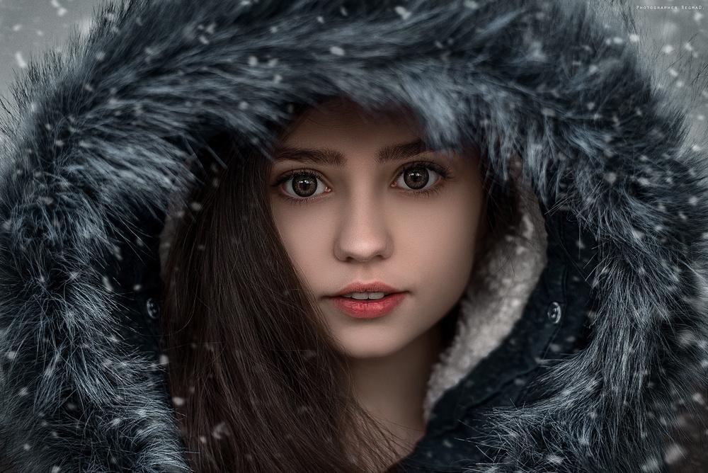 Snowy by Dima Begma