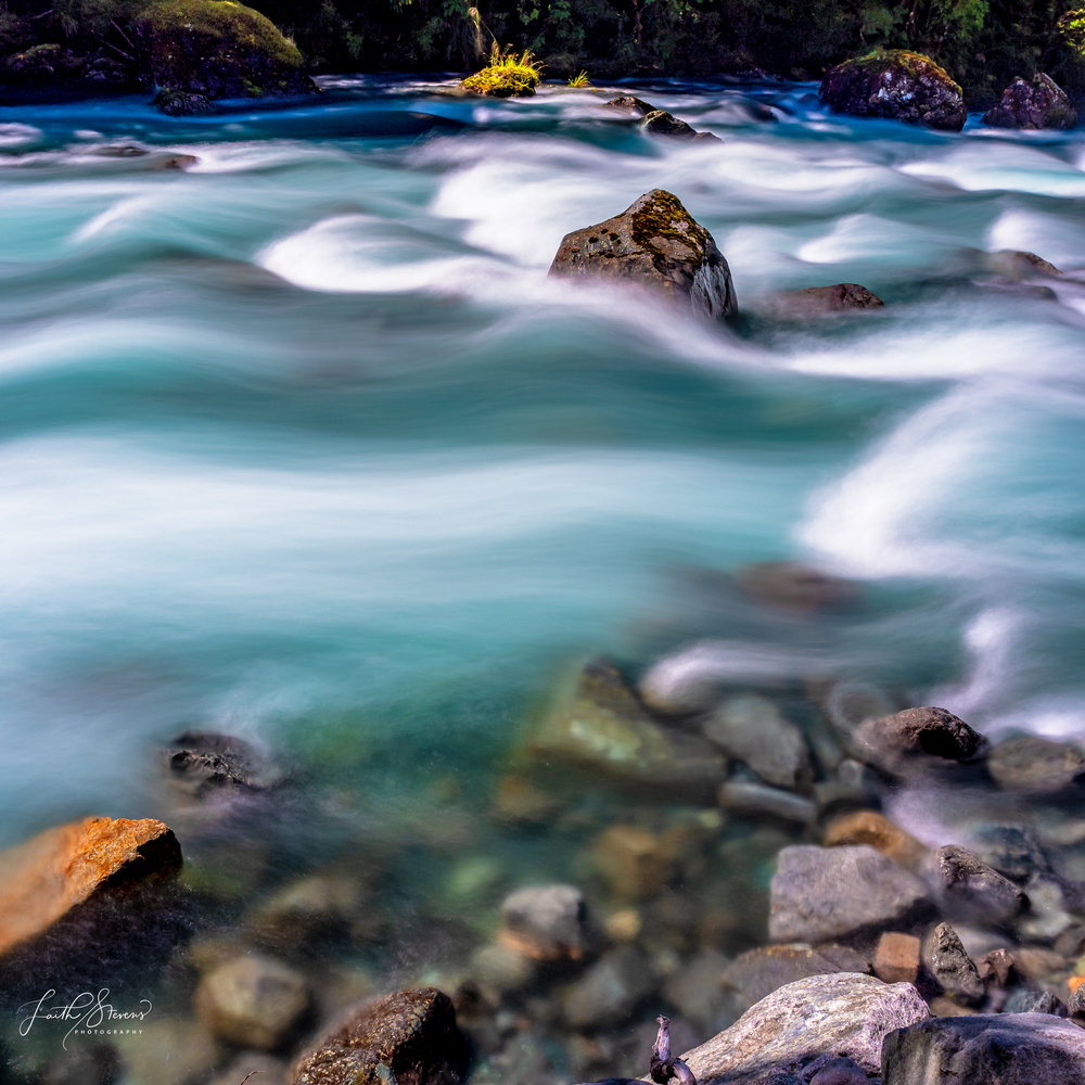 Milford Sounds, Smooth River by Laith Stevens