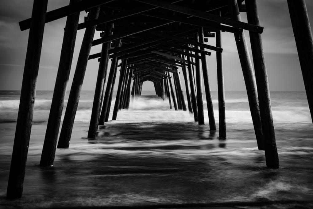 Pier by Alex Gutierrez