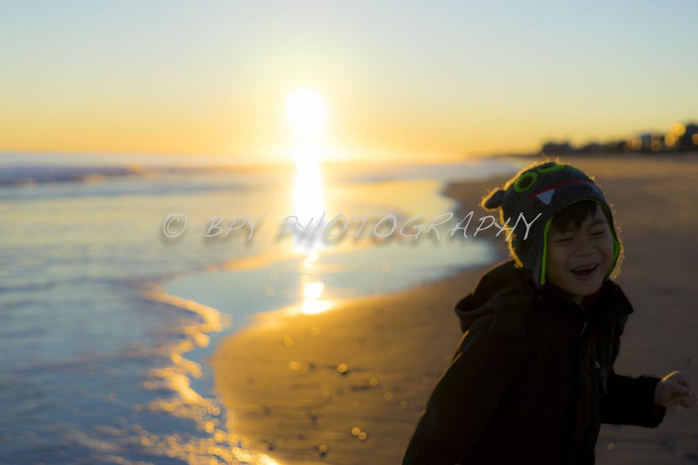Beach Fun by Alex Gutierrez