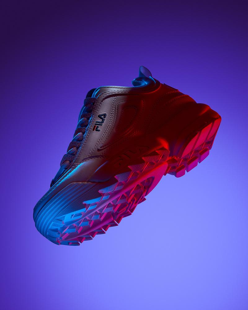 Fila sneakers by Vitalik Budeii