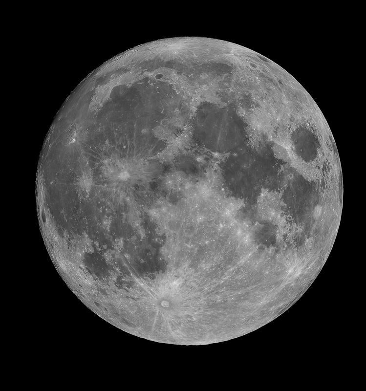 The Moon by Josh Borup