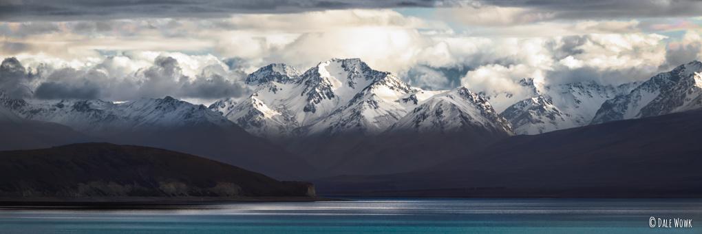 Southern Alps - Lake Tekapo by Dale Wowk