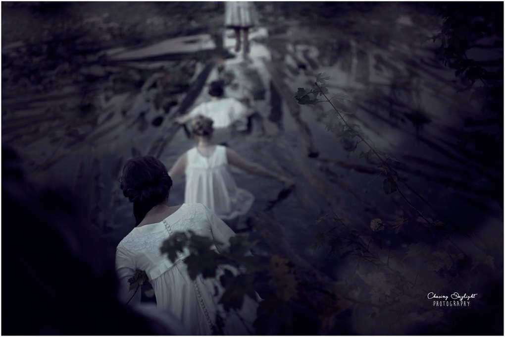 Death March by Amanda Campbell