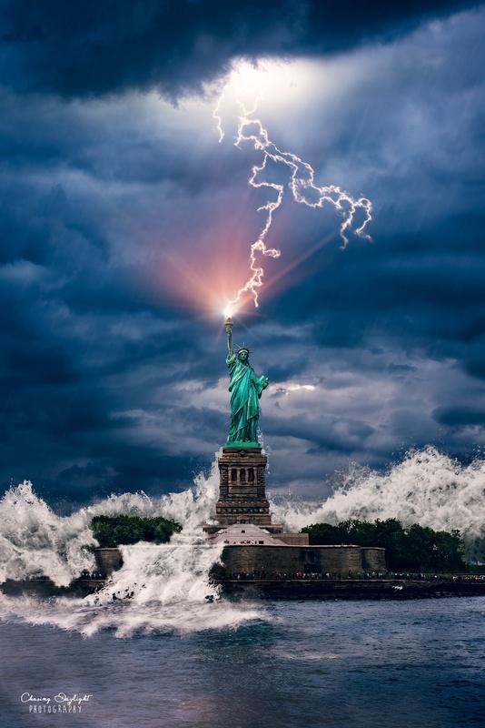 Lady Liberty by Amanda Campbell