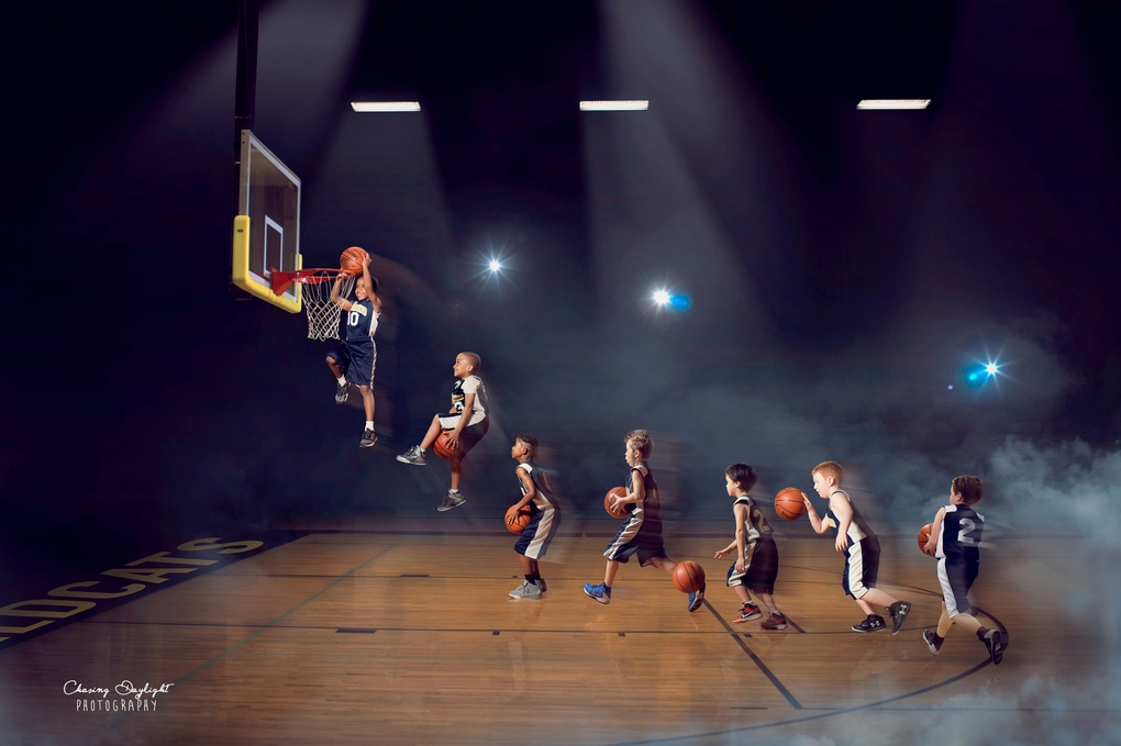 The Final Dunk by Amanda Campbell