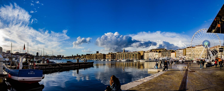 Marseilles by Noah James