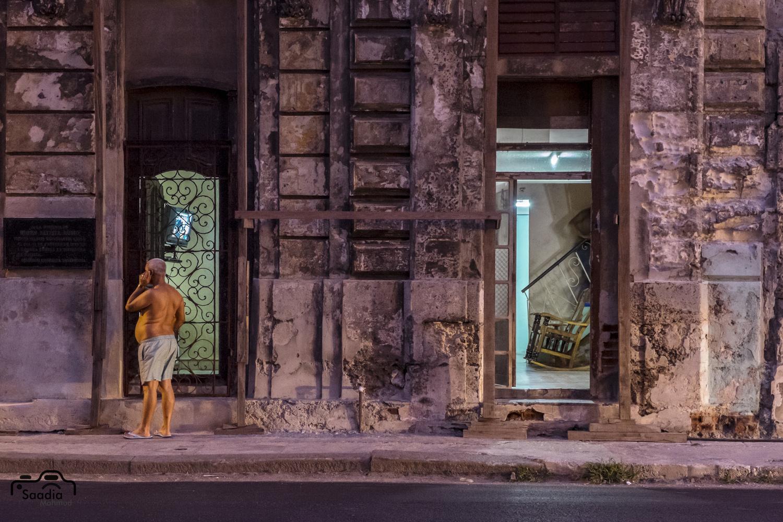 Havana Evenings by Saadia Mahmud