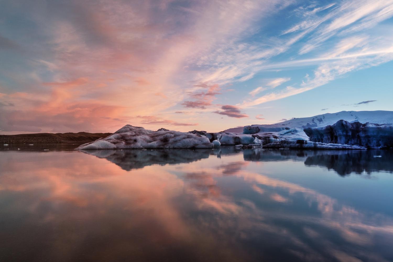 Jokalsarlon Glacier Lagoon by Saadia Mahmud