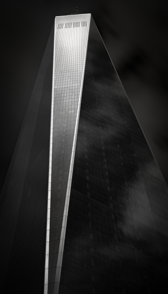1 World Trade by Andrew Weiss