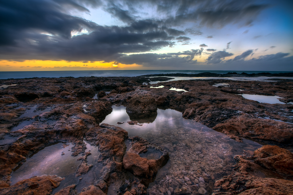 Ko Olina Sunset by Andrew Weiss