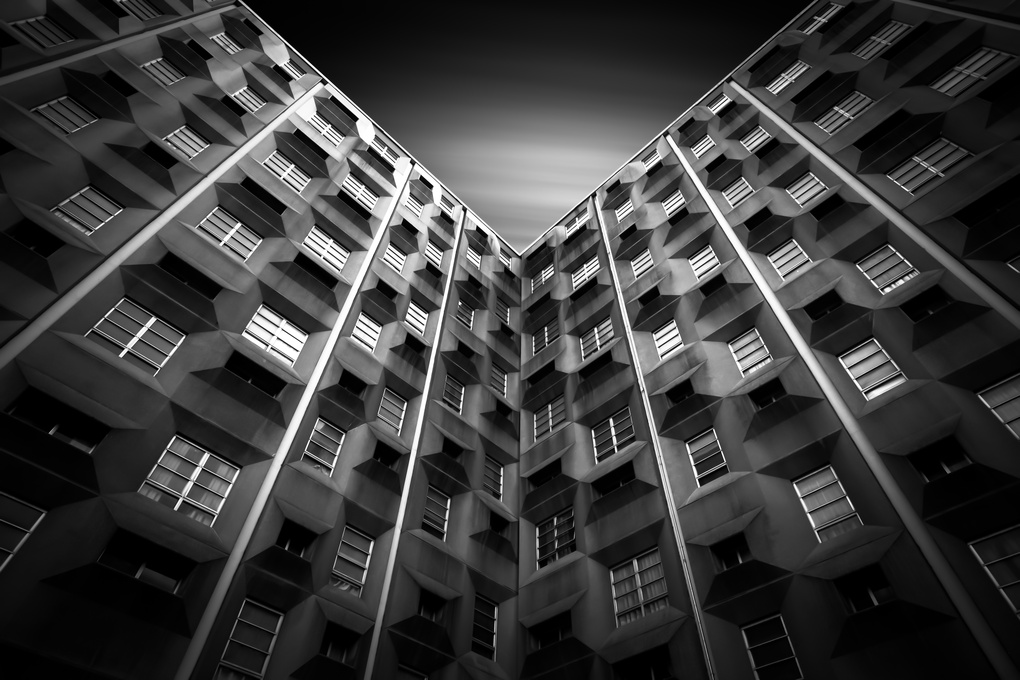 Luther Towers - Wilmington DE by Andrew Weiss