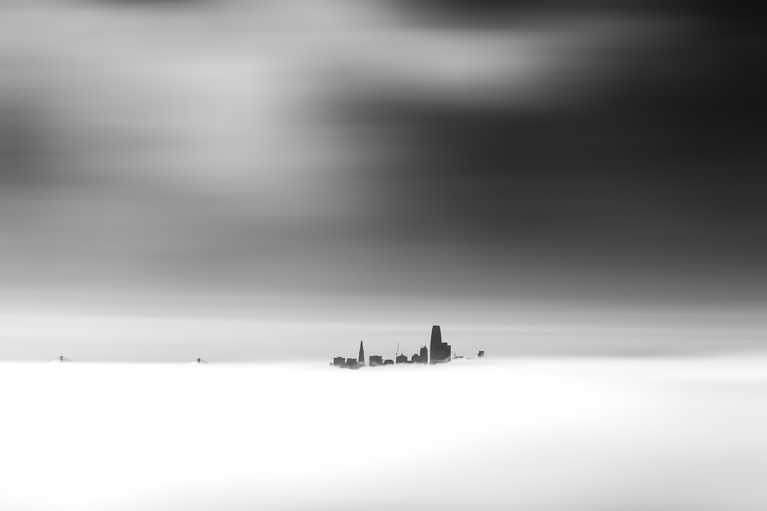 The Fog Rolls Out by Andrew Weiss