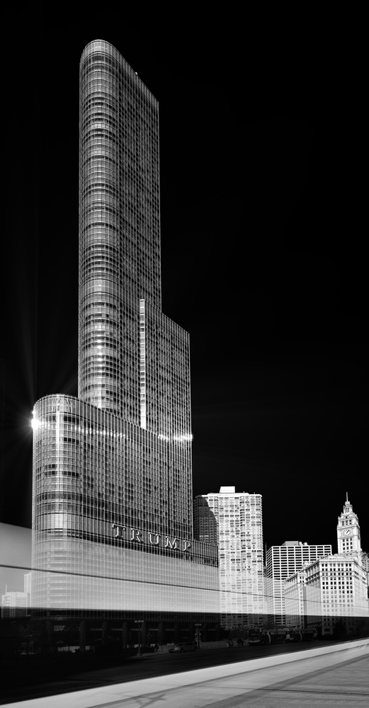 Trump International Hotel and Tower by Andrew Weiss
