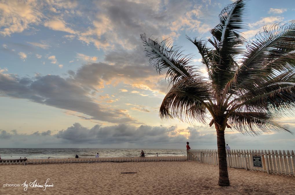 Congo_Beach by Adriaan Fourie
