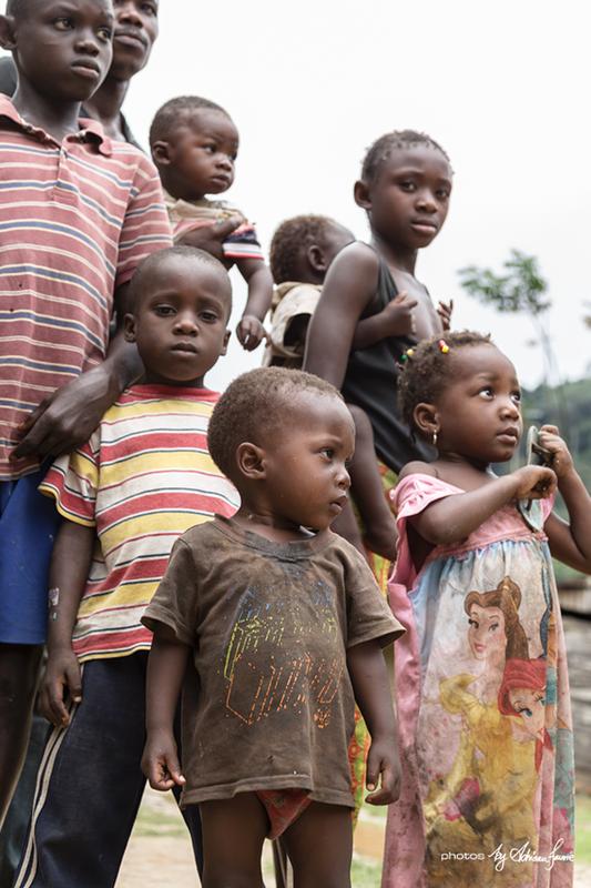 Congo_Children by Adriaan Fourie