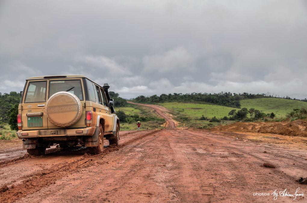 Congo_4x4 by Adriaan Fourie