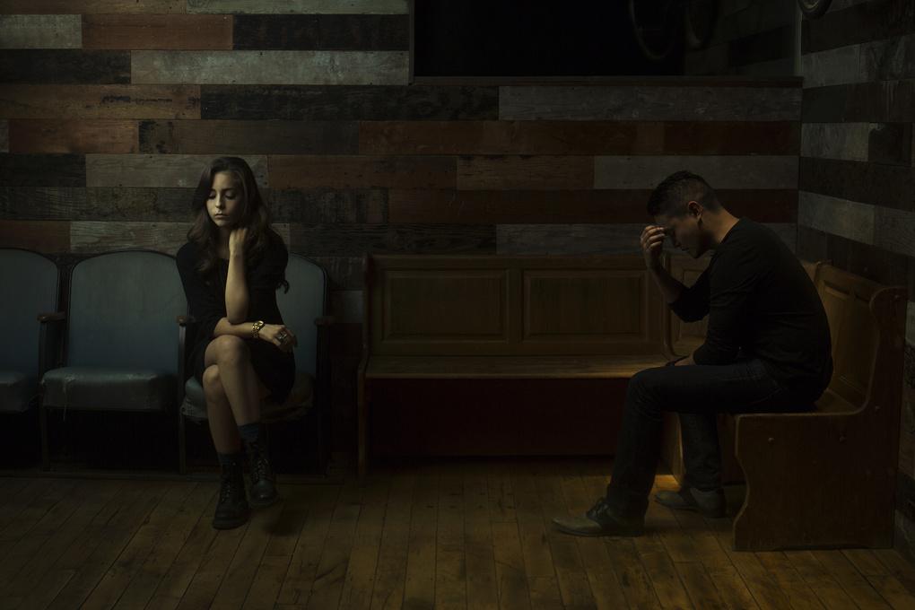 The Breakup by Isaac Alvarez