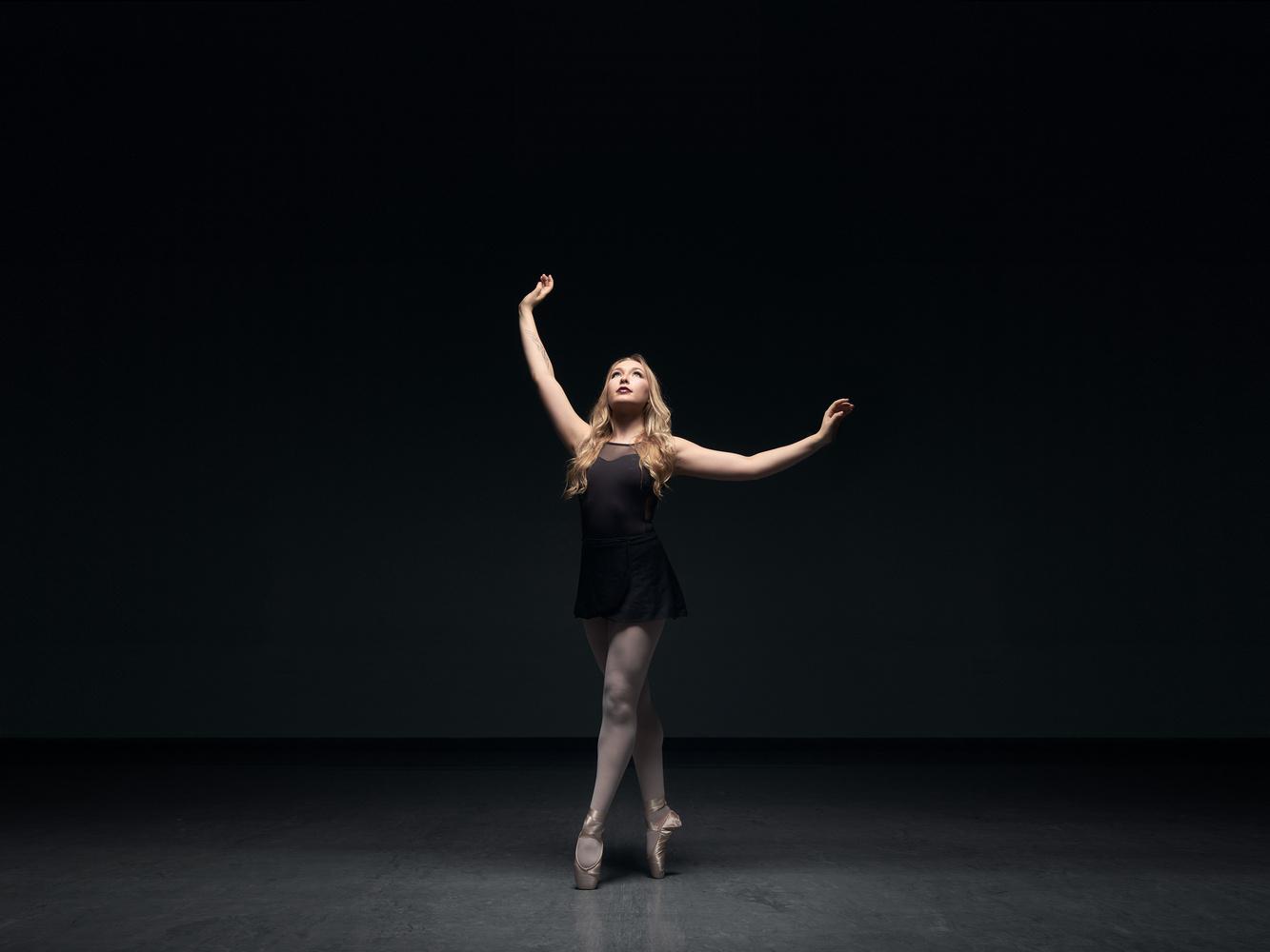 Allison the Dancer by Michael Porterfield