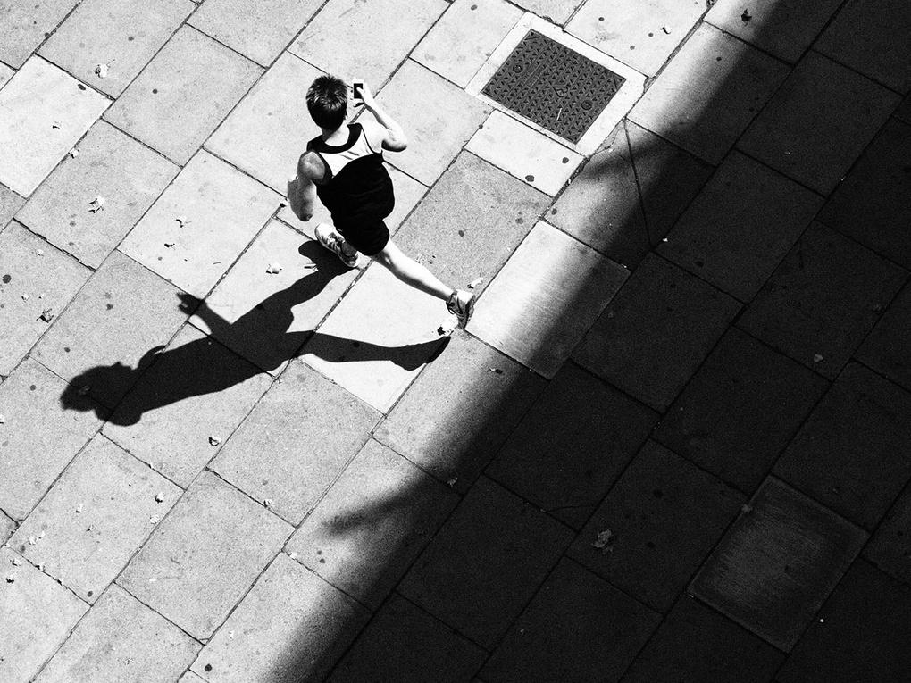 The Runner by Nicholas Goodden