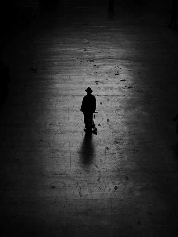 Solitude by Nicholas Goodden