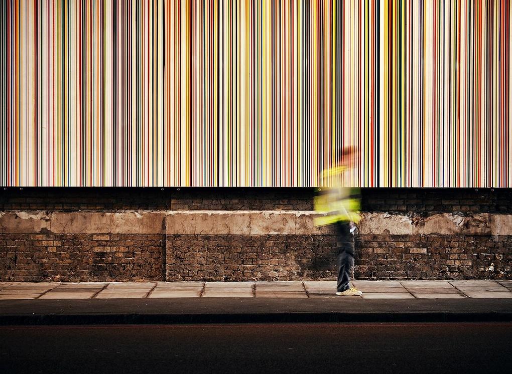 Walk The Line by Nicholas Goodden